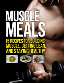 Muscle Meals book