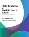 State Tennessee V Freddie Everett Russell