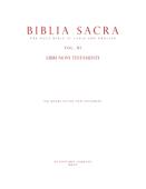 Holy Bible In Latin & English