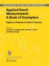 Applied Rasch Measurement A Book Of Exemplars