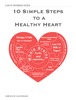 Lisa Stoddard - 10 Simple Steps to a Healthy Heart ilustración