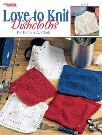 Love to Knit Dishcloths
