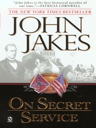 John Jakes - On Secret Service
