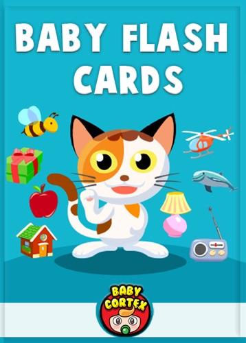 Baby Flash Cards - Baby Cortex - Baby Cortex