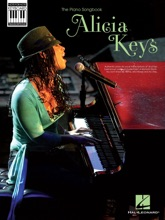 Alicia Keys - Note-for-Note Keyboard Transcriptions (Songbook)