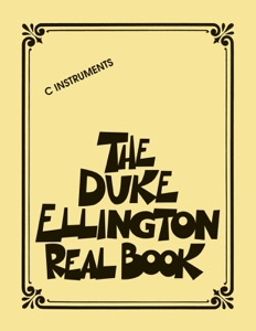 The Duke Ellington Real Book Book Cover