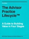 The Advisor Practice Lifecycle