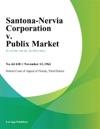 Santona-Nervia Corporation V Publix Market