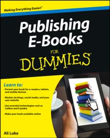 Publishing E-Books For Dummies