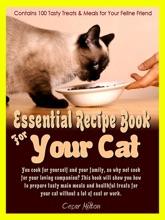 Essential Recipe Book For Your Cat