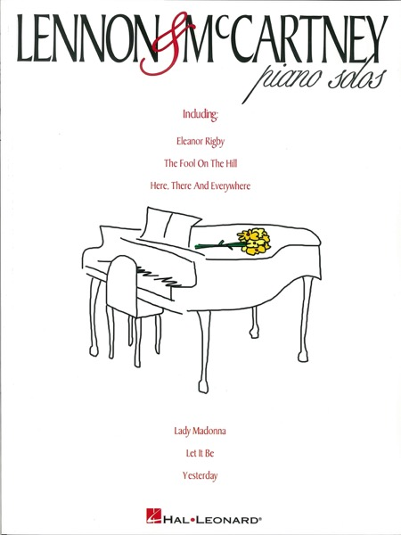 The Beatles Piano Solos  (Songbook)