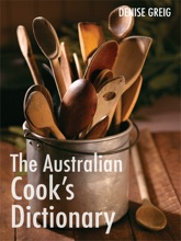 The Australian Cook's Dictionary
