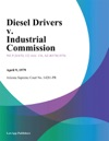 Diesel Drivers V Industrial Commission