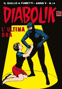 DIABOLIK (64) Book Cover