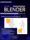 Corso di Blender. Livello 8 Book Cover