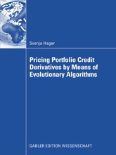 Pricing Portfolio Credit Derivatives By Means Of Evolutionary Algorithms
