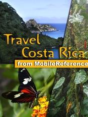 Costa Rica Travel Guide: Includes San José, Cartago, Manuel Antonio National Park, Arenal Volcano, La Fortuna. Illustrated Guide, Phrasebook & Maps (Mobi Travel)