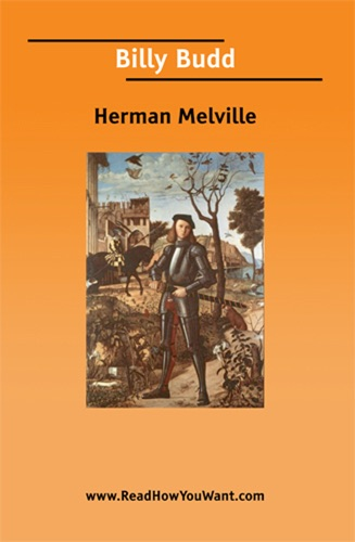 herman melvilles billy budd as allegory of What most critics agree on is that billy budd, sailor, melville's final work, is allegorical where they disagree - and vehemently - is on melville's intent in writing an allegorical novella where they disagree - and vehemently - is on melville's intent in writing an allegorical novella.