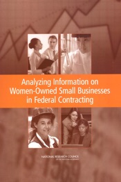 Download and Read Online Analyzing Information on Women-Owned Small Businesses in Federal Contracting