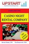 Create Your Own Casino Night Rental Company