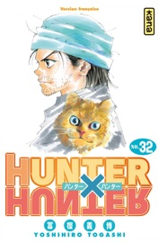 HUNTER X HUNTER - TOME 32