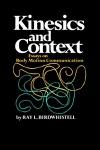 Kinesics And Context