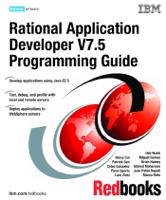 Rational Application Developer V7.5 Programming Guide
