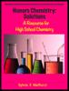 Sylvia E. Maffucci - Honors Chemistry: Solutions artwork