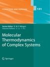 Molecular Thermodynamics Of Complex Systems