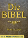 Die Bibel Deutsch Martin Luther Translation German Bible