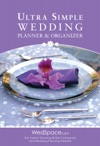 Ultra Simple Wedding Planner And Organizer