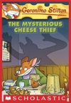 Geronimo Stilton 31 The Mysterious Cheese Thief