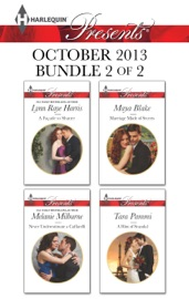Harlequin Presents October 2013 - Bundle 2 of 2 PDF Download