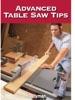 Advanced Table Saw Tips
