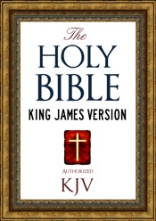 The Holy Bible (KJV) Authorized King James Version