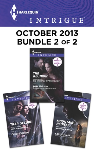 Carol Ericson, Jana DeLeon & Cassie Miles - Harlequin Intrigue October 2013 - Bundle 2 of 2