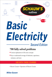 Schaum's Outline of Basic Electricity, Second Edition book