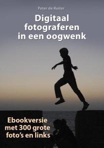 Digitaal fotograferen in een oogwenk Boekomslag