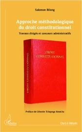 Approche M Thodologique Du Droit Constitutionnel