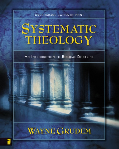 systematic theology Outline of systematic theology dr greg bahnsen i necessity of elders ephesians 4:7-16 the ascended lord has chosen some to build up all goal of ministry gifts: the church attains unity & christ's stature.