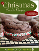 7 Christmas Cookie Recipes for Hosting a Christmas Cookie Exchange Party