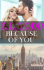 E. L. Todd - Because of You (Forever and Ever #12) artwork