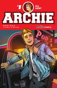 Archie (2015-) #1 Book Cover