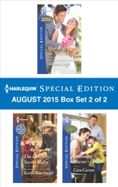 Harlequin Special Edition August 2015 - Box Set 2 of 2 PDF Download
