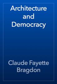 Architecture and Democracy book