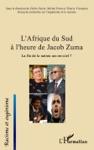 LAfrique Du Sud  Lheure De Jacob Zuma