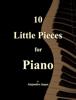 Alejandro Jaque - 10 Little Pieces for Piano  artwork