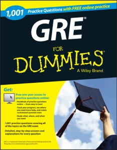 1,001 GRE Practice Questions For Dummies (+ Free Online Practice) da John Wiley & Sons, Inc.