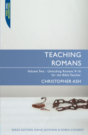 Teaching Romans book