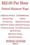 2200 Per Hour Federal Minimum Wage